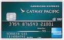 美國運通國泰航空信用卡