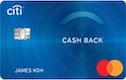 Citibank Cash Back Credit Cards