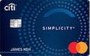 Citibank Simplicity+ Credit Card