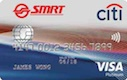 Citibank SMRT Platinum Visa Card