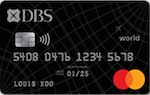 DBS Black World MasterCard