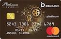RBL Bank Platinum Maxima MasterCard