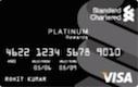 Standard Chartered Platinum Rewards Visa Credit Card