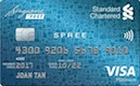Standard Chartered SingPost Platinum Visa Credit Card