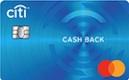 Thẻ Tín dụng Citi Cash Back Visa Platinum